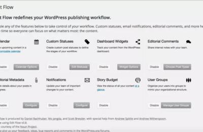 EditFlow-WordPress协作编辑插件缩略图