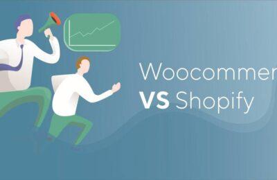 做外贸网站选WooCommerce还是Shopify
