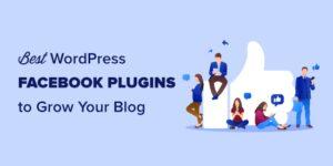 9个WordPress博客网站最好用的Facebook插件缩略图