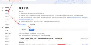 百度搜索资源平台快速收录接口如何继续熊掌ID天级收录推送配额?